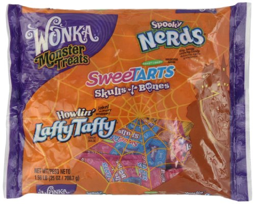 Nestle Halloween Candy Monster Treats