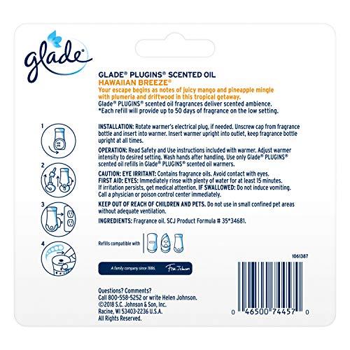 Buy glade oil plug in