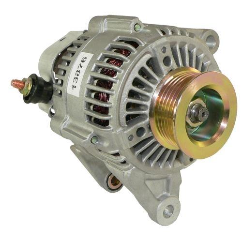 DB Electrical AND0385 Alternator (For Jeep TJ 01 02 03 04 05 06, Jeep Wrangler 01 02 03 04 05 06)