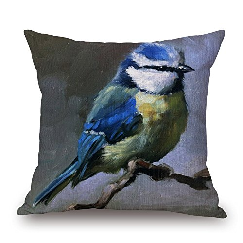 Needlepoint Pillows Birds - 9