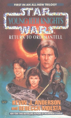 Return to Ord Mantell - Book  of the Star Wars Legends