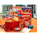 Family Game And Snack Night Gift Box