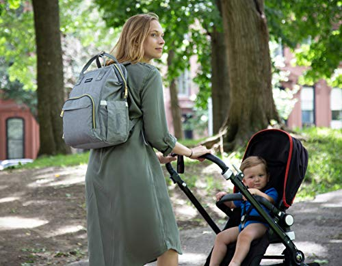 ZUZURO Diaper Bag Backpack