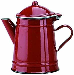 Ibili 910250 - Cafetera Conica Roja 0,50 Lts.