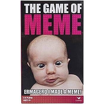 The Game of Meme Adult Fun Card Game