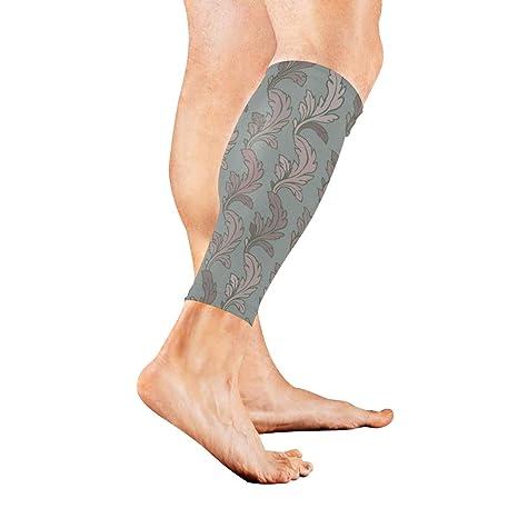 Bikofhd Palmeras Piñas Tatuaje Pantorrillas Mangas de compresión ...