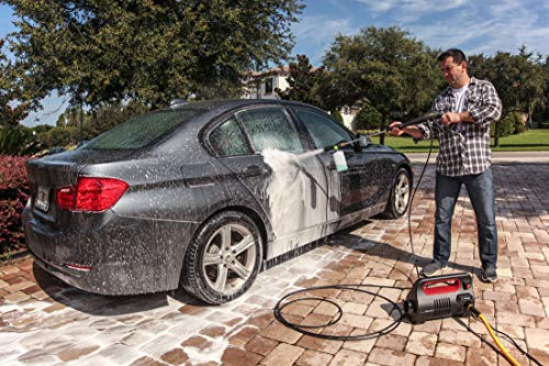 Power Pressure Washer 1500 PSI Electric  BRUSHLESS Technology