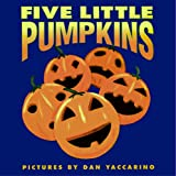 A wickedly fun rhyming treat!  With bouncy, rhyming text in verse from the classic nursery rhyme and bold, dynamic illustrations from acclaimed author-illustrator Dan Yaccarino, Five Little Pumpkins is a must-have...