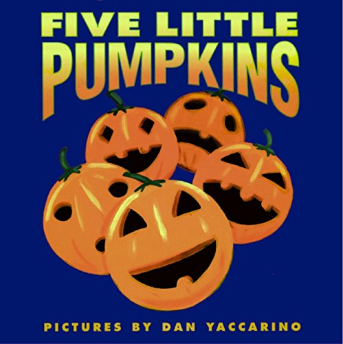 Five Little Pumpkins (Harper Growing Tree) - Sitting Pumpkin
