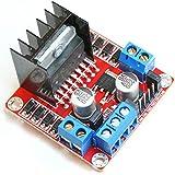 Dual H Bridge DC Stepper Motor Controller L298N Module for Arduino/Due and Raspberry Pi