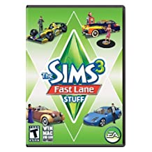 The Sims 3: Fast Lane Stuff - Standard Edition