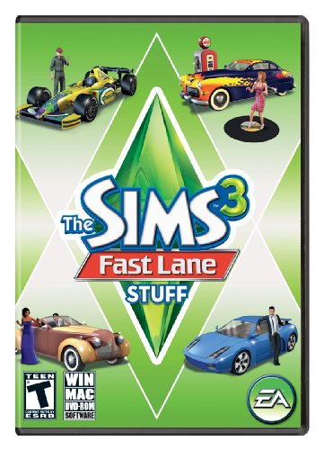 - The Sims 3: Fast Lane Stuff - PC/Mac