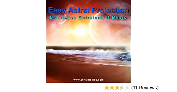 Easy Astral Projection Meditation CD - Binaural Beats for Astral Travel &  Remote Viewing hemi sync music CD