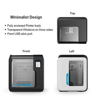Flashforge Adventurer 3 Impresora 3D: Amazon.es: Industria ...