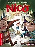 Nico, maudit Mardi gras ! - Roman Vie quotidienne - De 7 à 11 ans