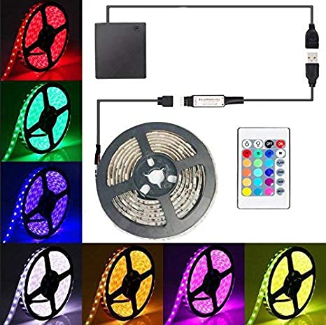 Review Battery Powered LED Strip