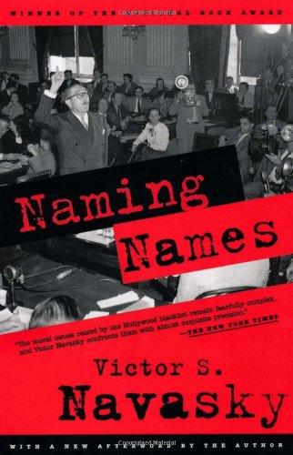 Naming Names