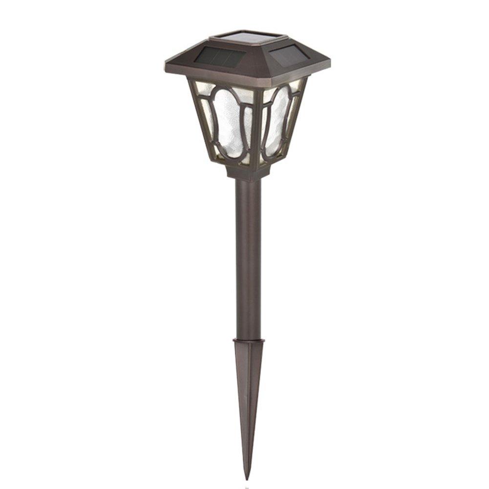 SHZONS Solar Stake Light, LED Lantern Outdoor Lawn Yard Lamp,Waterproof Solar Powered Pathway Light for Garden/Patio/Backyard/Lawn,5.71×15.75''