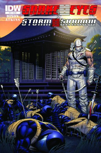 Snake Eyes & Storm Shadow #21 ()