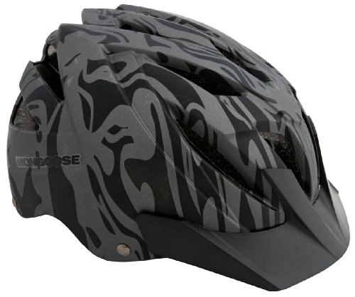 - Mongoose Youth Blackcomb Tattoo Hardshell Helmet