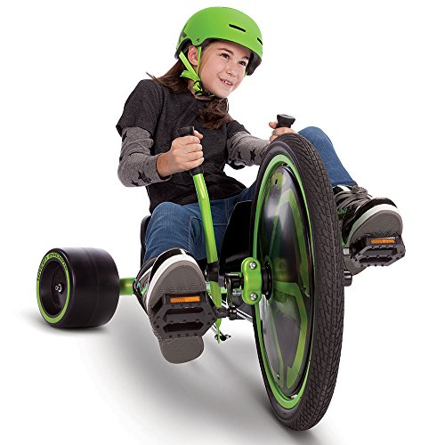 Huffy Green Machine 20-inch Trike, 2018 Version, Ages 8 and Older, with 180-Degree Spins and Awesome Drifts by Huffy (Image #4)
