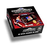 Sega Megadrive Handheld with 18 games built-in : Streets Of Rage - Special Edition