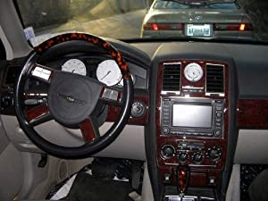 Chrysler 300 300c hemi touring 2005 2006 2007 - 2007 chrysler 300 custom interior ...