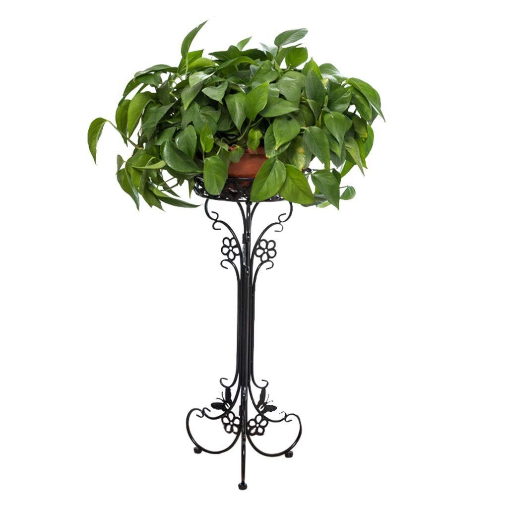 all'ingrosso a buon mercato QXX Supporto del Vaso della pianta pianta pianta di Arte del Ferro, cremagliera del Fiore dell'esposizione dell'interno del Supporto di Flowerpot di Design Elegante 95  31  31cm  alla moda