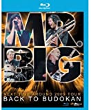 Mr Big- Back to Budokan [Blu-ray]