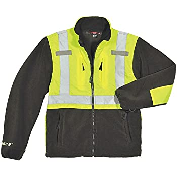 Phase 2 J73022 Md Ansi 107 Class 2 Jacket With 2 Quot Silver