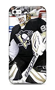 Durable Defender Case For Iphone 5c Cover(pittsburgh Penguins (69) )