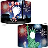 Patriotic Photo Prop Party Accessory