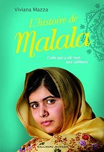 L'histoire de Malala par Mazza