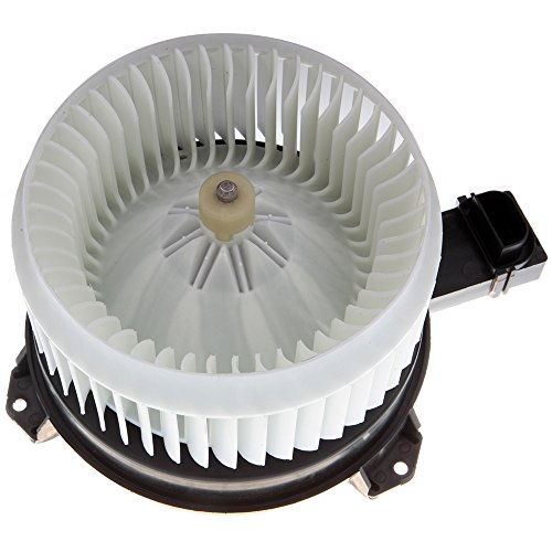 Front Fan Cage - HVAC Plastic Heater Blower Motor ABS w/Fan Cage ECCPP Front for 2014-2017 Acura ILX /2015-2017 Acura RDX /2013-2017 Honda Accord /2013-2015 Honda Civic /2012-2016 Honda CR-V