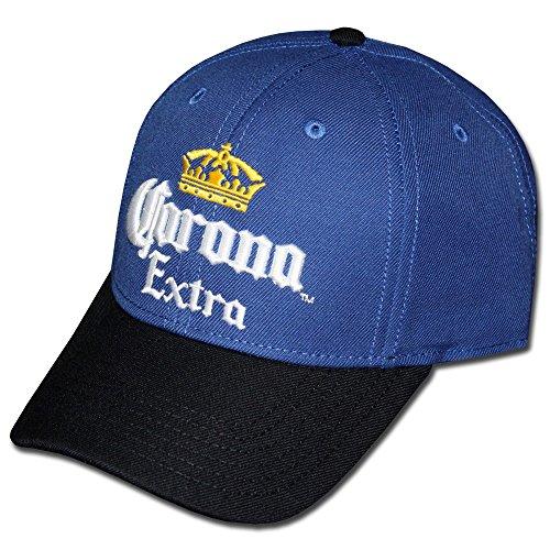 Corona Cap - Corona Extra And Black Hat