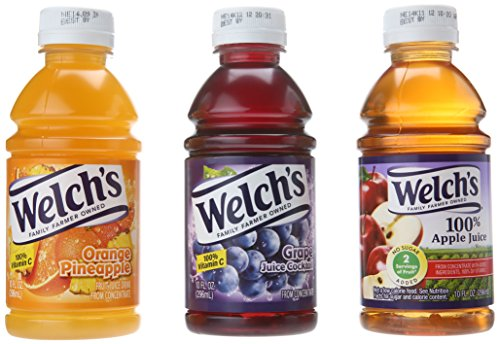 Welch's Variety Pack - 24/10 oz.