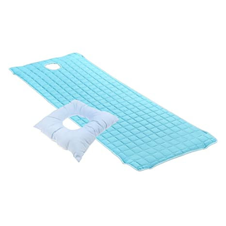 Amazon.com : CUTICATE Massage Table Sheet + Face Pillow ...