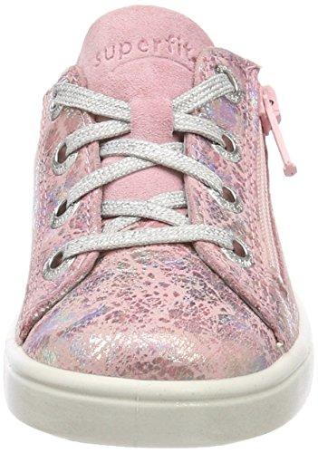 Superfit Mädchen Marley Sneaker Pink (Rosa Kombi)