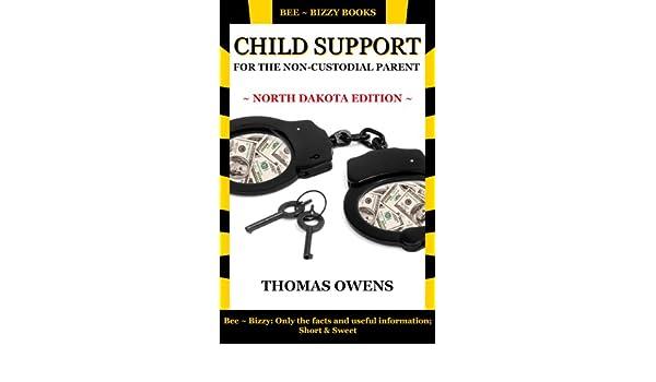 cc823dd85 Child Support for the Non-Custodial Parent  North Dakota Edition ...
