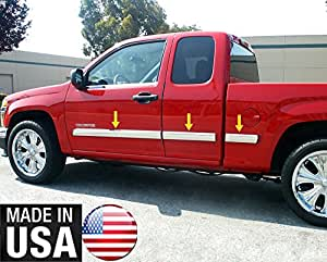 made in usa works with 05 09 chevy colorado gmc canyon extended cab rocker panel. Black Bedroom Furniture Sets. Home Design Ideas