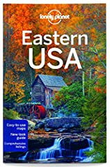 #1 best-selling guide to Eastern USA        Lonely Planet Eastern USA is your passport to all the most relevant and up-to-date advice on what to see, what to skip, and what hidden discoveries await you. Hail a yellow cab in New York Ci...