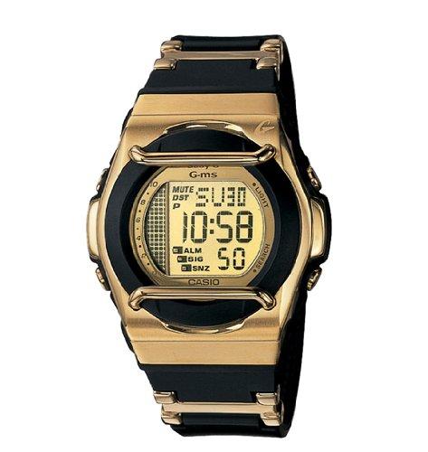 Casio - Reloj Digital de Cuarzo para Mujer, correa de Goma color Negro: Amazon.es: Relojes