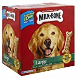 Cheap *Milk-Bone. Dog Chews & Treats Original Dog Biscuits – for Large-sized Dogs, 10-Pound, New (2 pack)