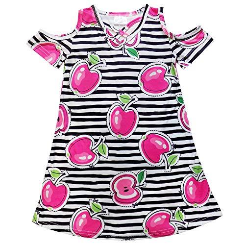 So Sydney Toddler & Girls Apple Back to