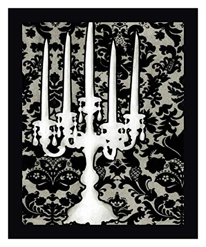 Patterned Candelabra II by Ethan Harper - 16