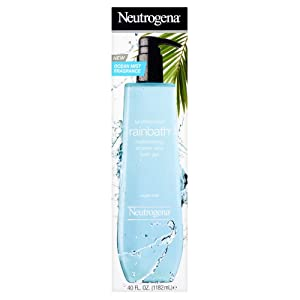 Neutrogena Rainbath Replenishing Shower and Bath Gel, Ocean Mist, 40 fl.oz.