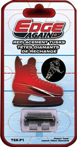 Edge Again Ice Skate Player Tusk Blade Sharpener Replacement