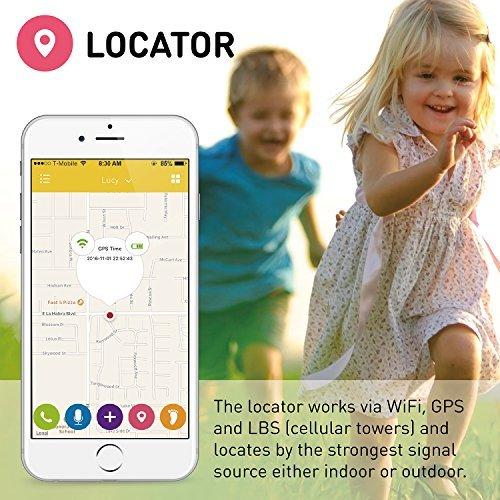 NEW TickTalk 2 0 Touch Screen Kids Smart Watch, GPS Phone watch