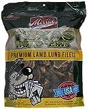 Merrick Pet Treats MP78481 Texas Hold Ems Lamb Lung Fillets, 12 oz. Review