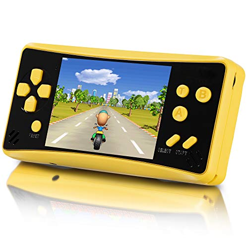 Retro Plus Handheld Games for Kids Adults, 218 Classic Games Built in Portable Arcade Video Games Player 3.5 Inch TFT…